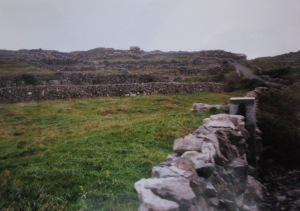 The Black Fort, Inis Mor