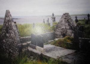 St. Enda's Churchyard on Inis Mor of the Aran Islands